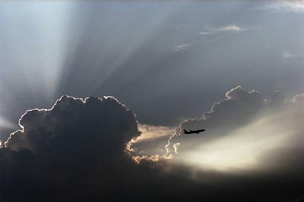 Fly me away. stock photo