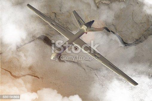 533534481 istock photo UAV fly 535194869