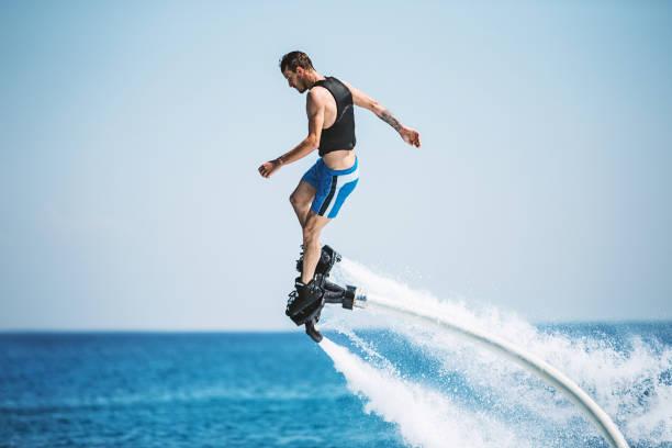 Flyboard. – Foto