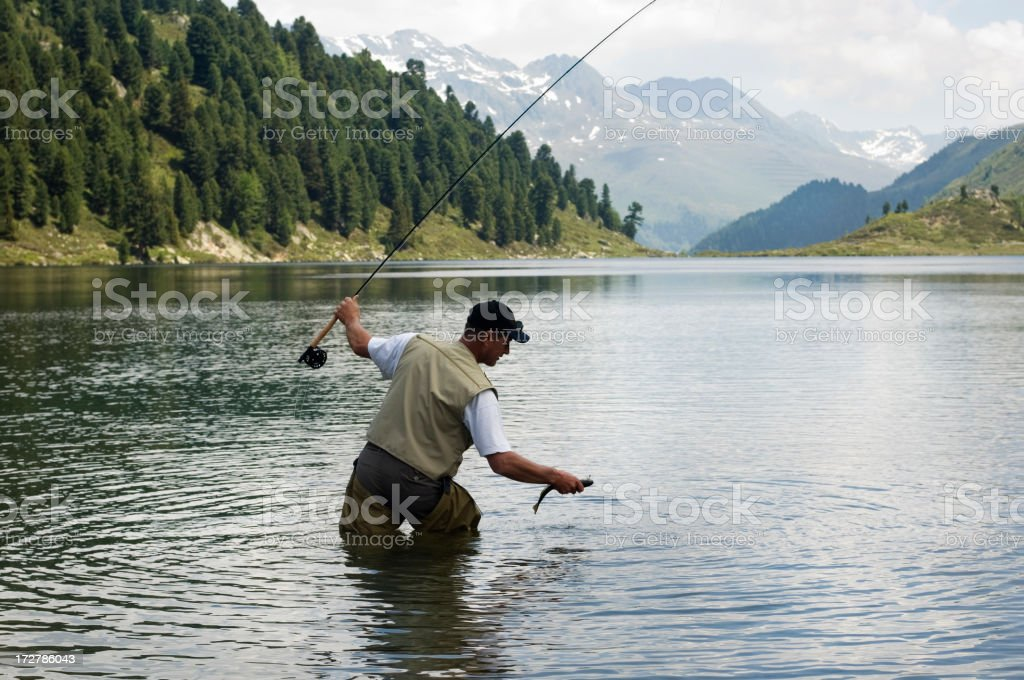 Fly-Fisher – Foto