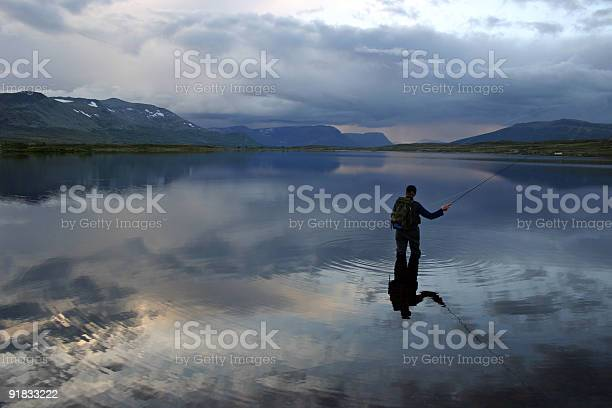 Flyfishing in water surrounded by mountains picture id91833222?b=1&k=6&m=91833222&s=612x612&h=w4czzliwy9zw5ncdrpq0v go0ma r6ezdetbqdg2uuo=