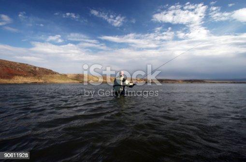 istock Flyfishing 90611928