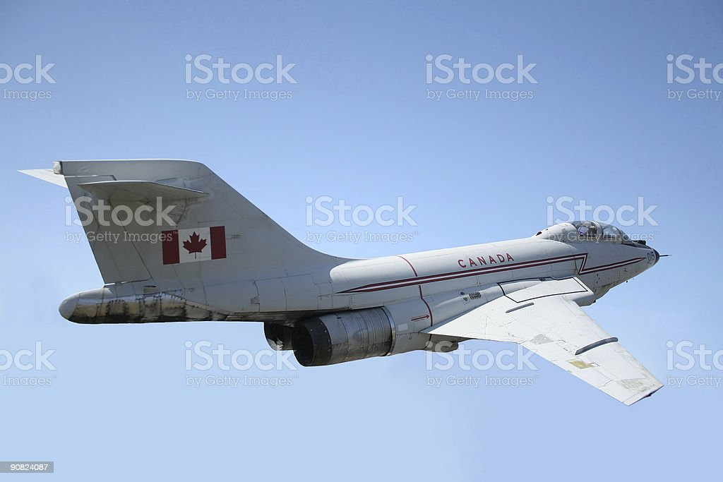 Flying Again royalty-free stock photo