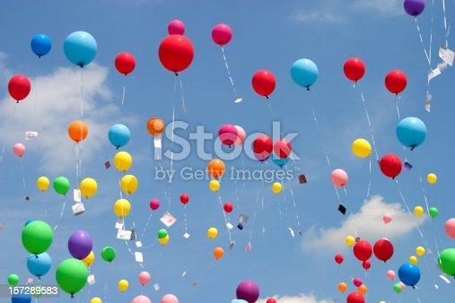 istock flying balloons 157289583