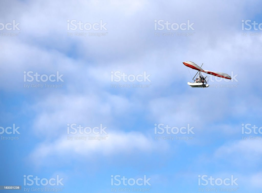 flying boat stock photo