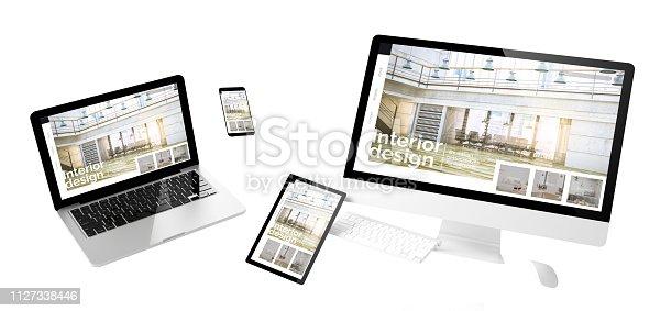 istock flying devices interior design responsive website 1127338446