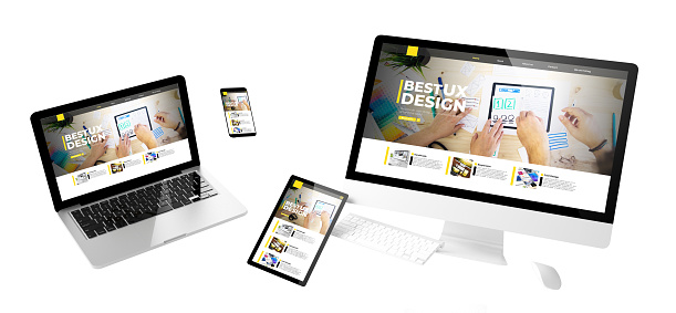 istock flying devices ux design responsive website 1157329562