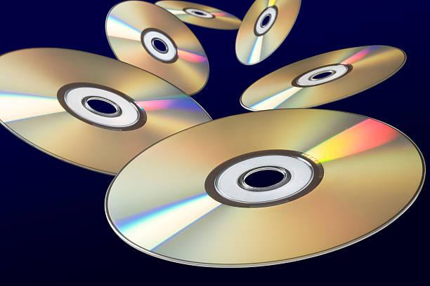 cds - cd ständer stock-fotos und bilder