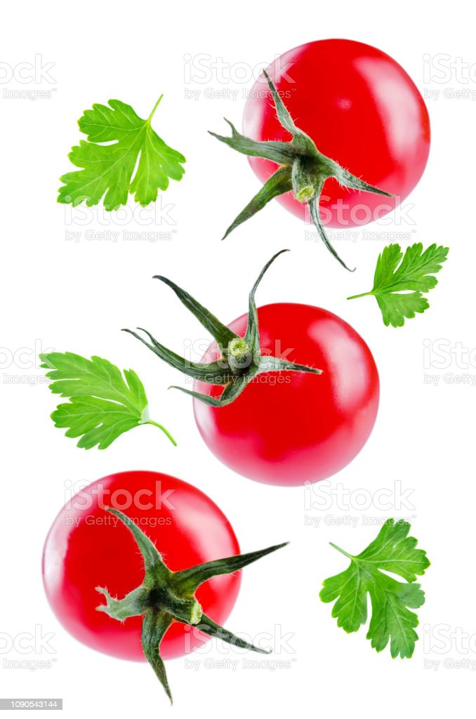 tomaten fliegen