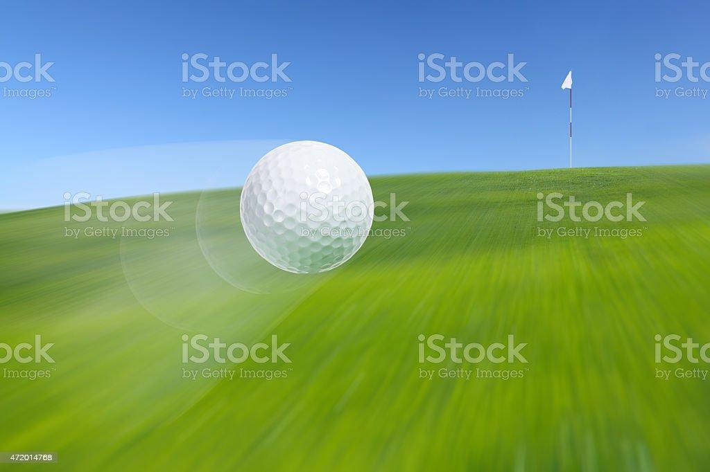 Volant Balle de golf - Photo
