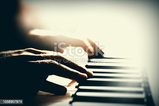 playing, keyboard, piano, jazz, blues,