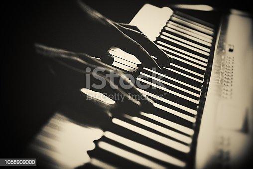 playing, keyboard, piano, jazz, blues,