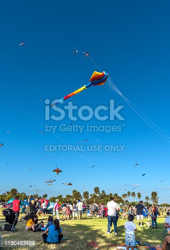 istock Flying Happiness 1130493488