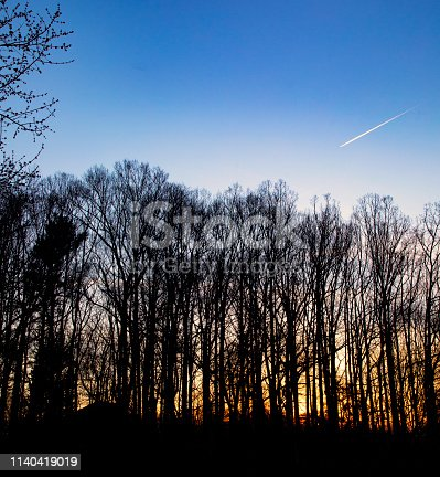 istock Flying Into the Sunset 1140419019