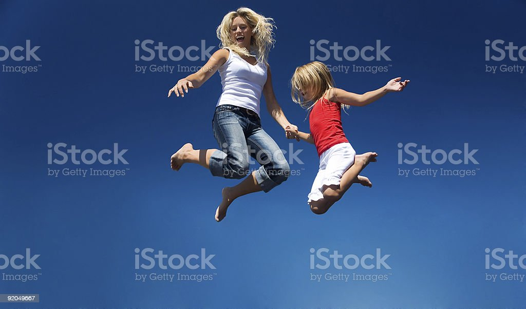 Flying - Royalty-free Activity Stock Photo