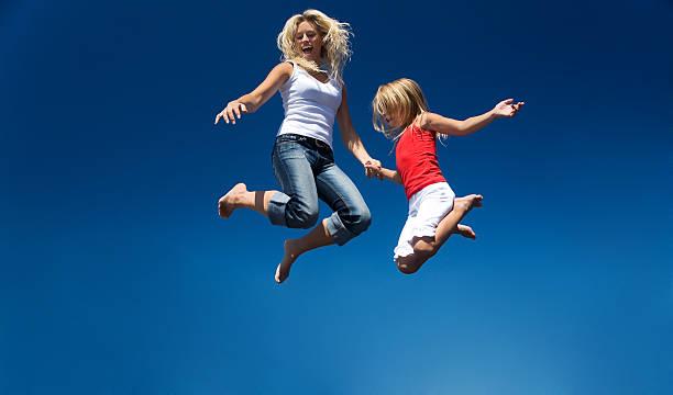 flying - trampolín artículos deportivos fotografías e imágenes de stock