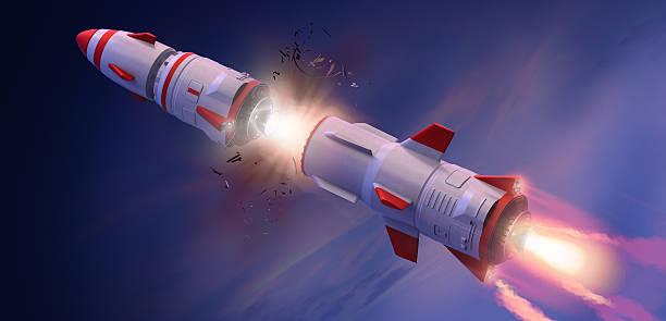flying-Rakete – Foto