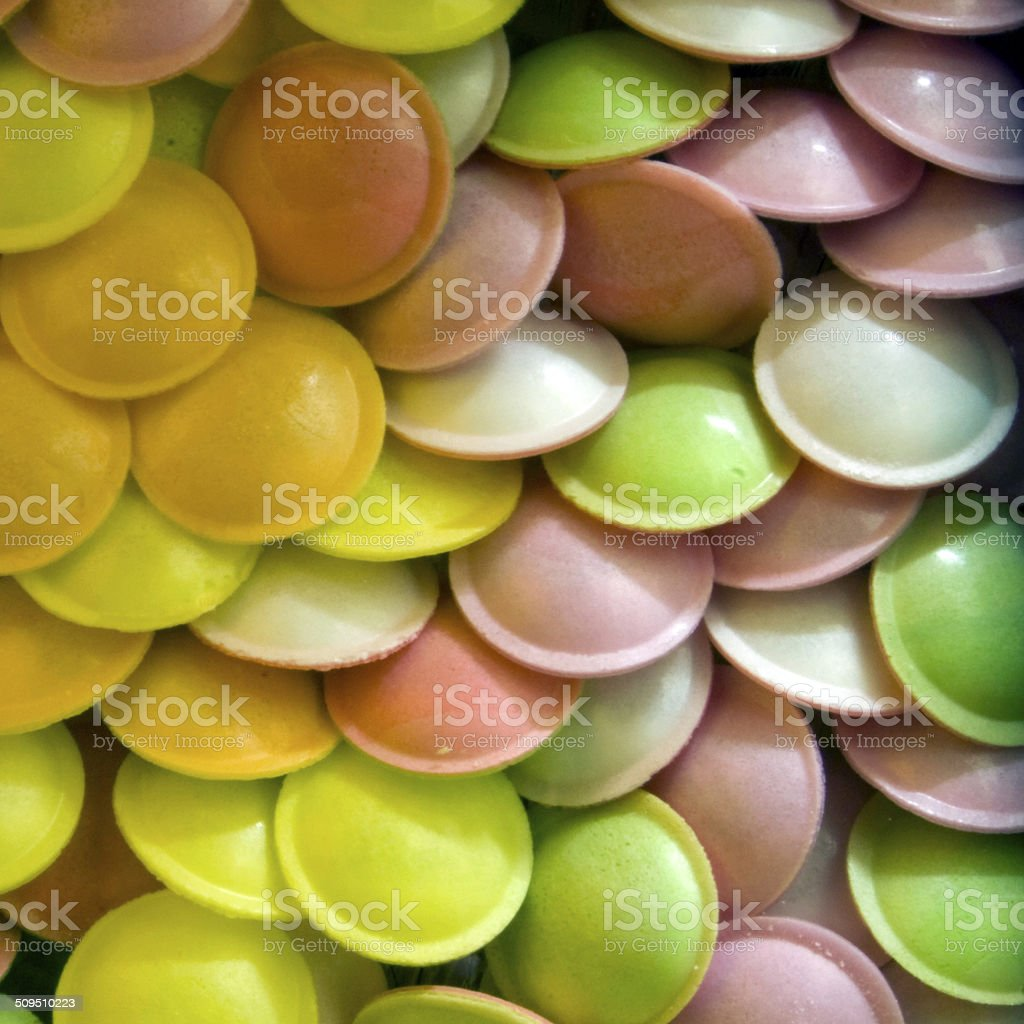 Flying Saucers stock photo