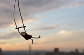 istock Flying Trapeze 823386422