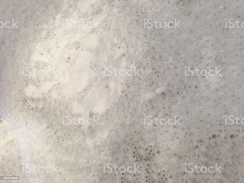 köpük arka plan izole stok fotoğrafı
