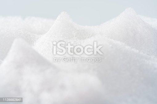 istock Foam bubble from soap or shampoo 1125552541