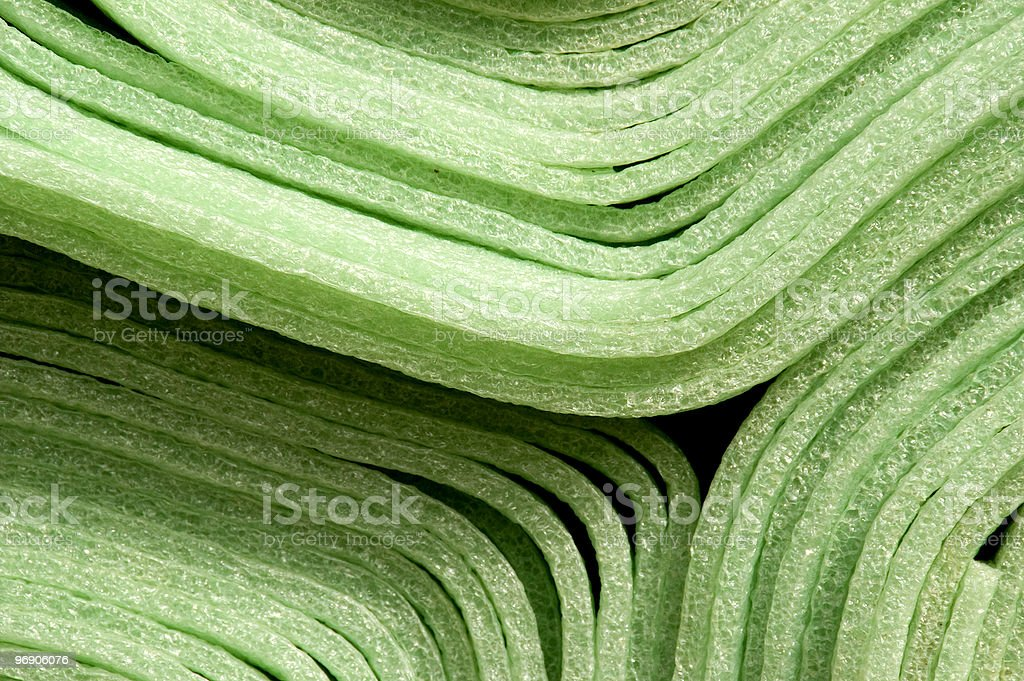 Foam material 03 royalty-free stock photo