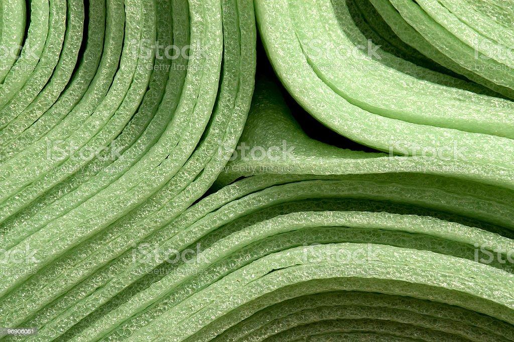 Foam material royalty-free stock photo