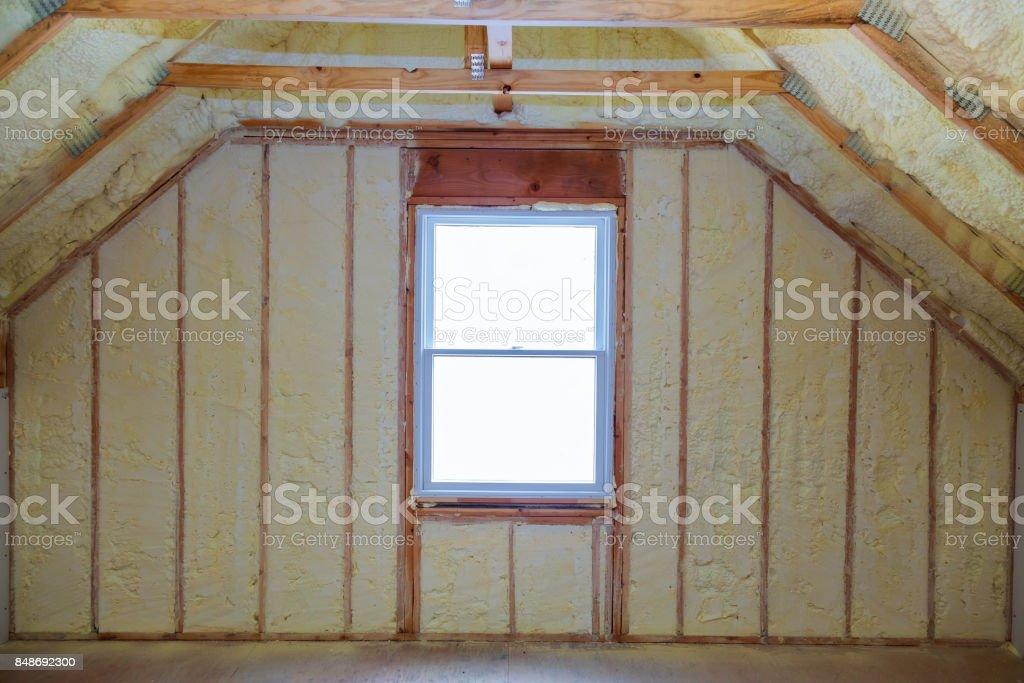 isolation maison neuve
