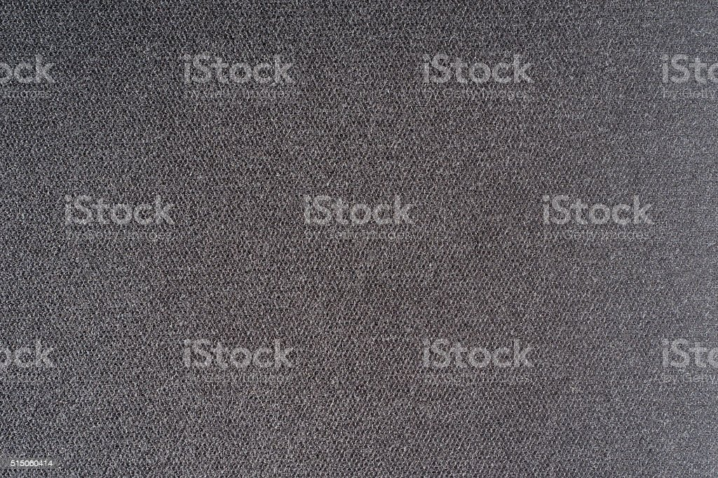 Foam plastic macro texture. Gray background pattern. stock photo