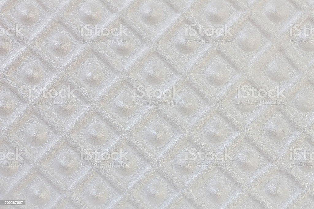 foam plastic texture pattern background. stock photo