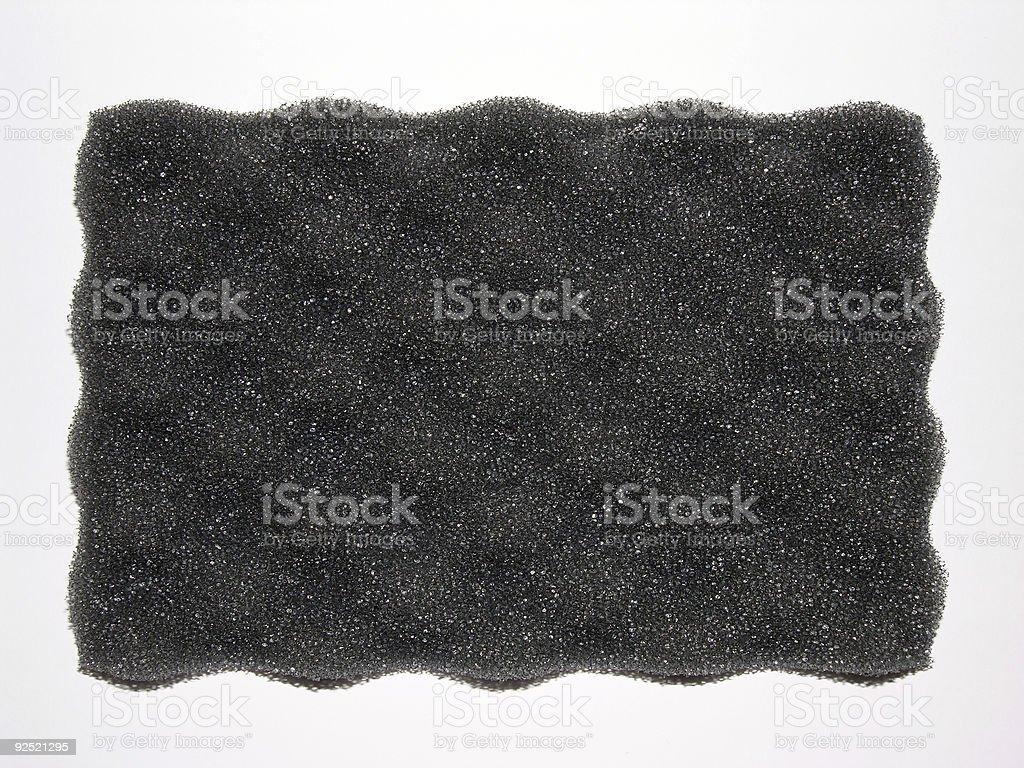 Foam Rubber royalty-free stock photo