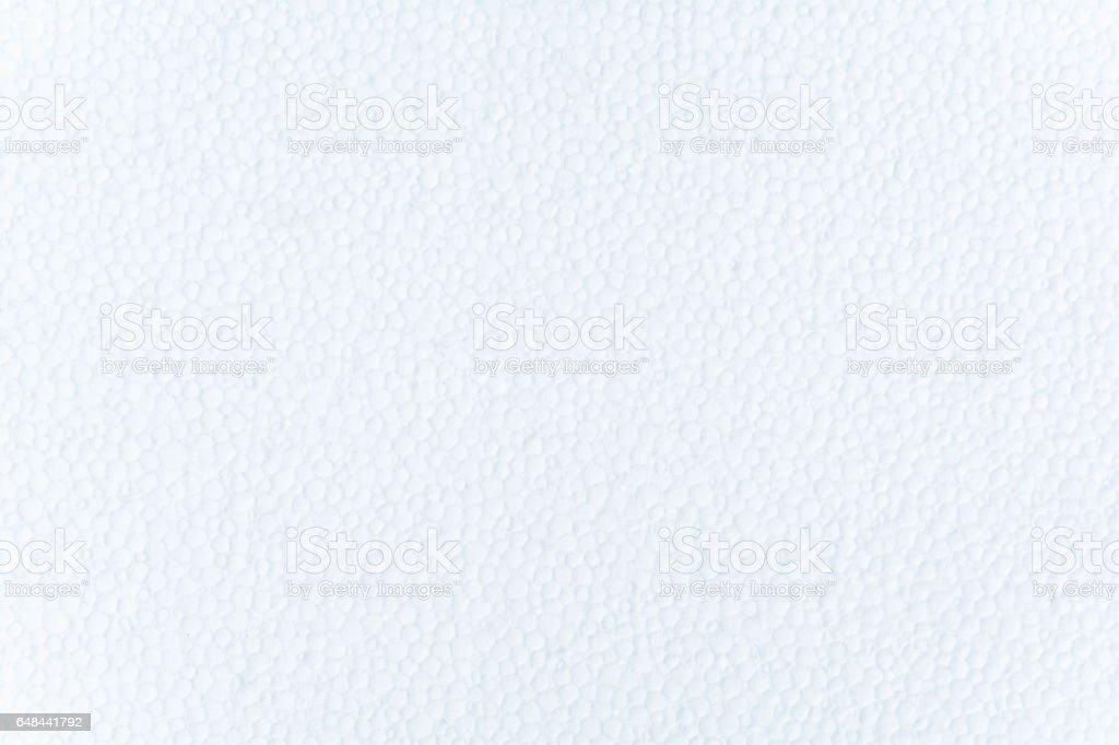 Foam sheet rough surface stock photo