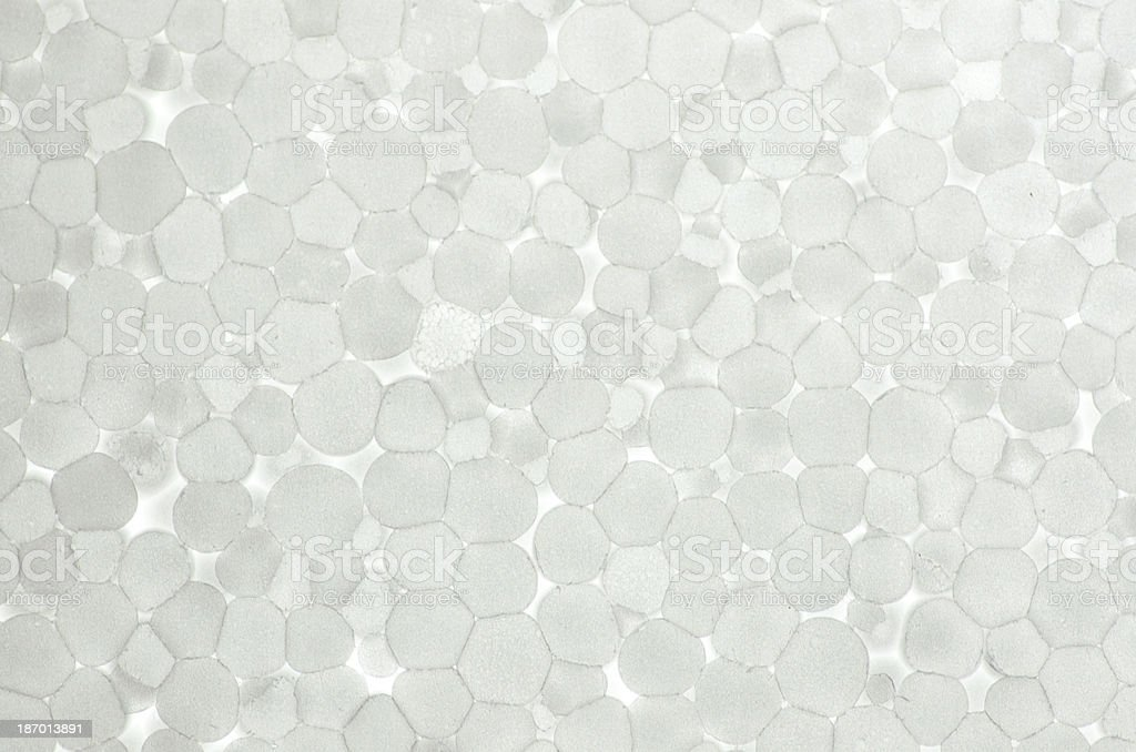 foam white texture for background royalty-free stock photo
