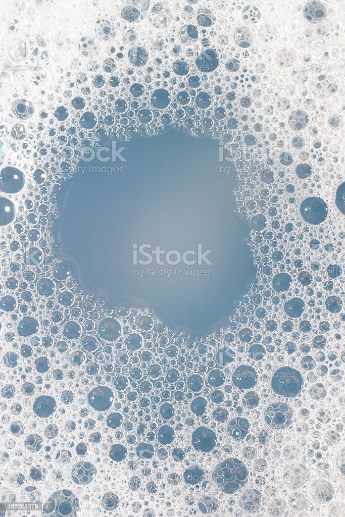 spume royalty-free stock photo
