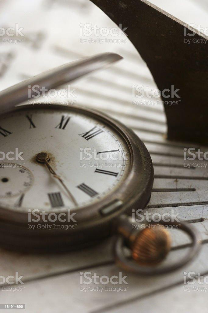 Fob Sundial 1 royalty-free stock photo