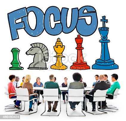 istock Focus Focal Concentration Attention Concept 486480424