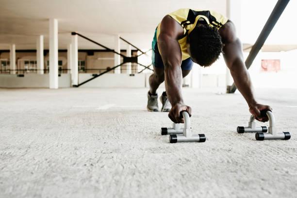 Fokus macht Muskeln – Foto