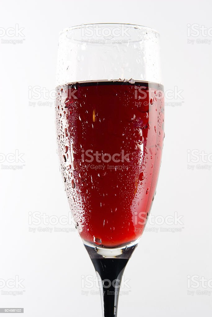 focus red wine royalty-free stock photo