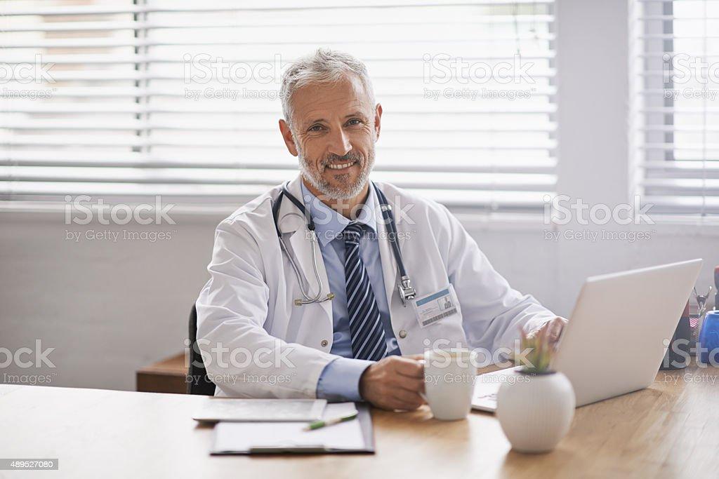 Schwerpunkt auf Qualität healthcare – Foto