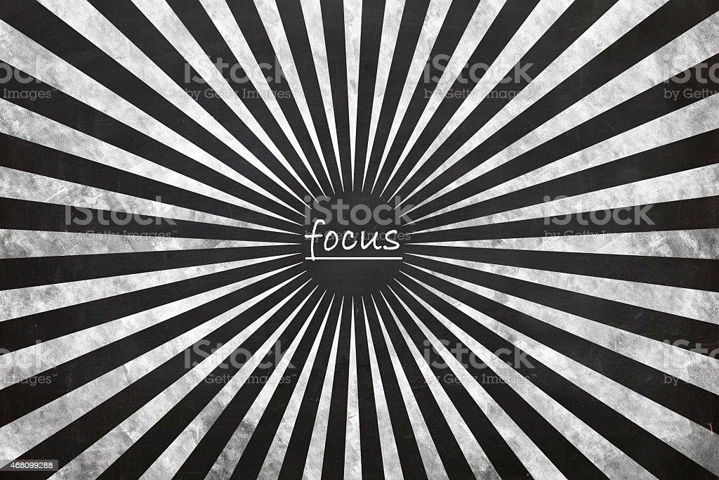 Focusing stock photo