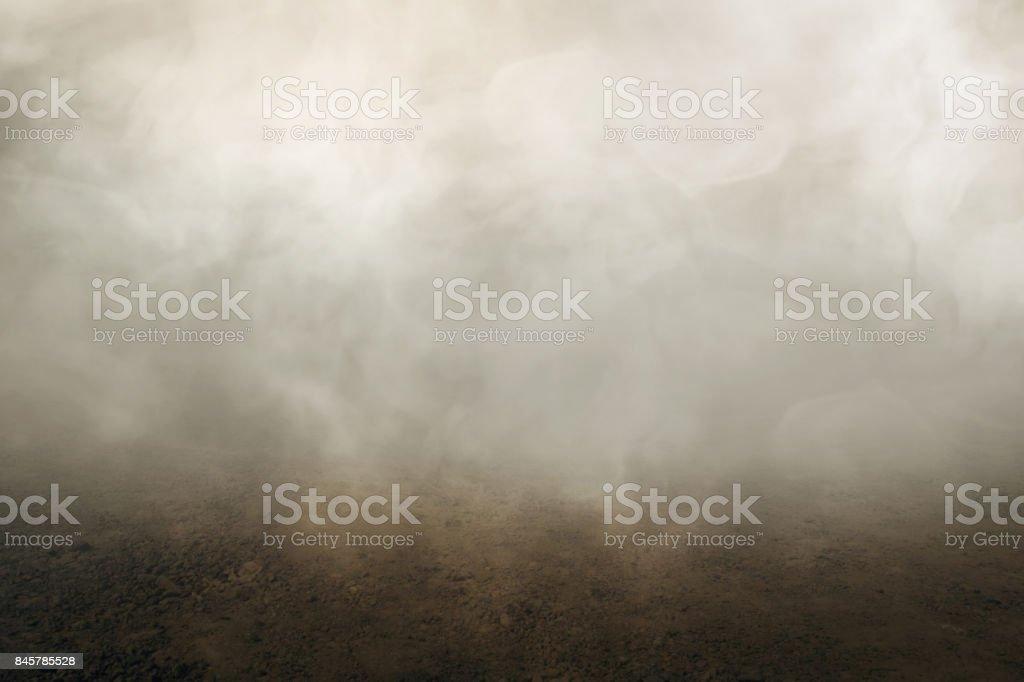 Fog background royalty-free stock photo