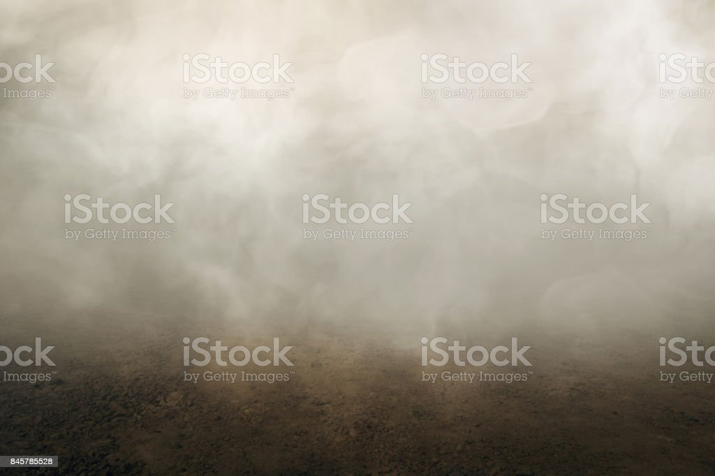 Fog background stock photo