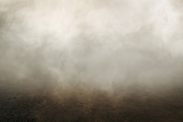 fog background - smoke physical structure stock pictures, royalty-free photos & images
