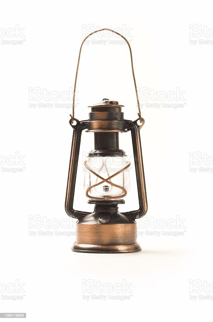 Fog lamp royalty-free stock photo