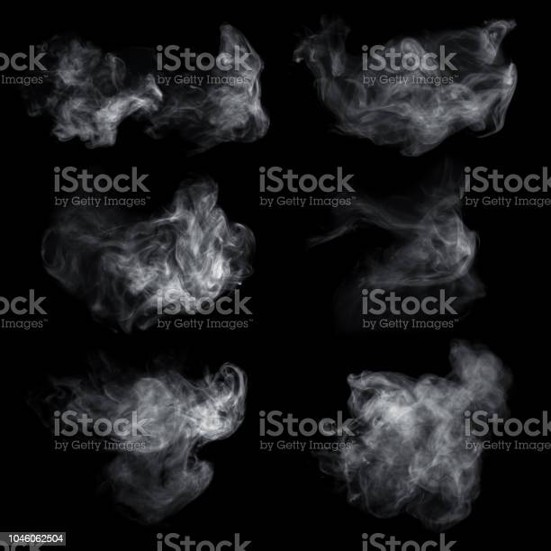 Fog or smoke set isolated on black background white cloudiness mist picture id1046062504?b=1&k=6&m=1046062504&s=612x612&h=l31o5e sqwmlpmzuy4m2au1 3yihddevu0zwqh5ubty=