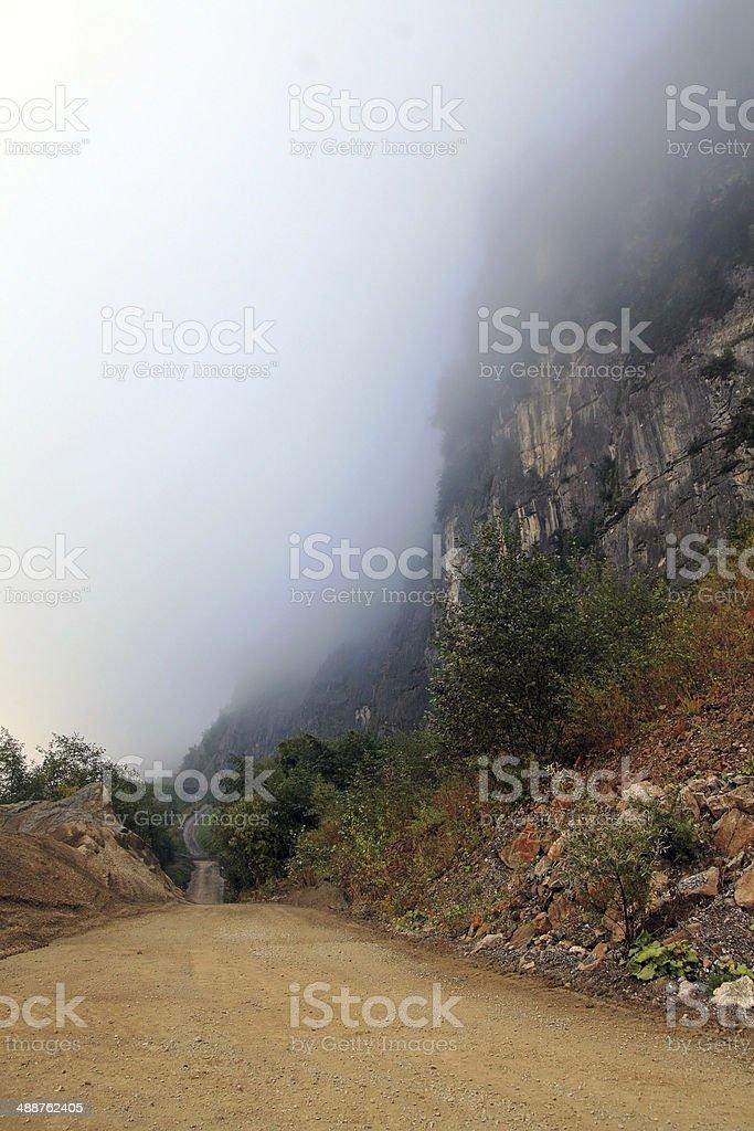 fog stock photo