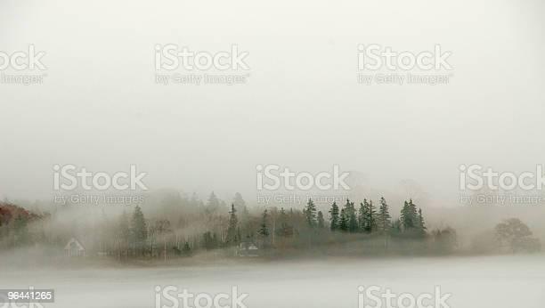 Foto de Foggy Terra e mais fotos de stock de Exterior