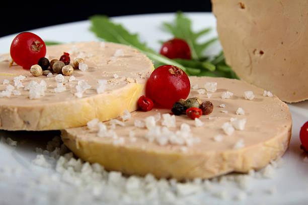 foie gras - foie gras photos et images de collection