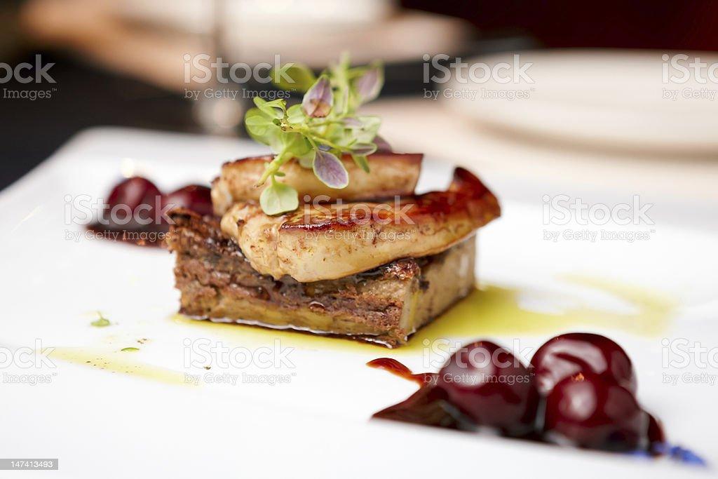 Foie gras – Foto