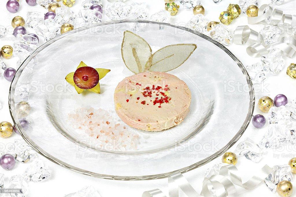 Foie Gras royalty-free stock photo